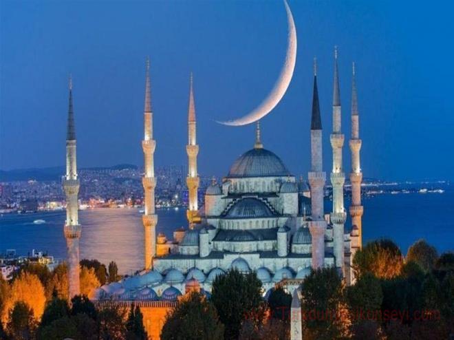 İslam âleminin heyecanla beklediği gün geldi